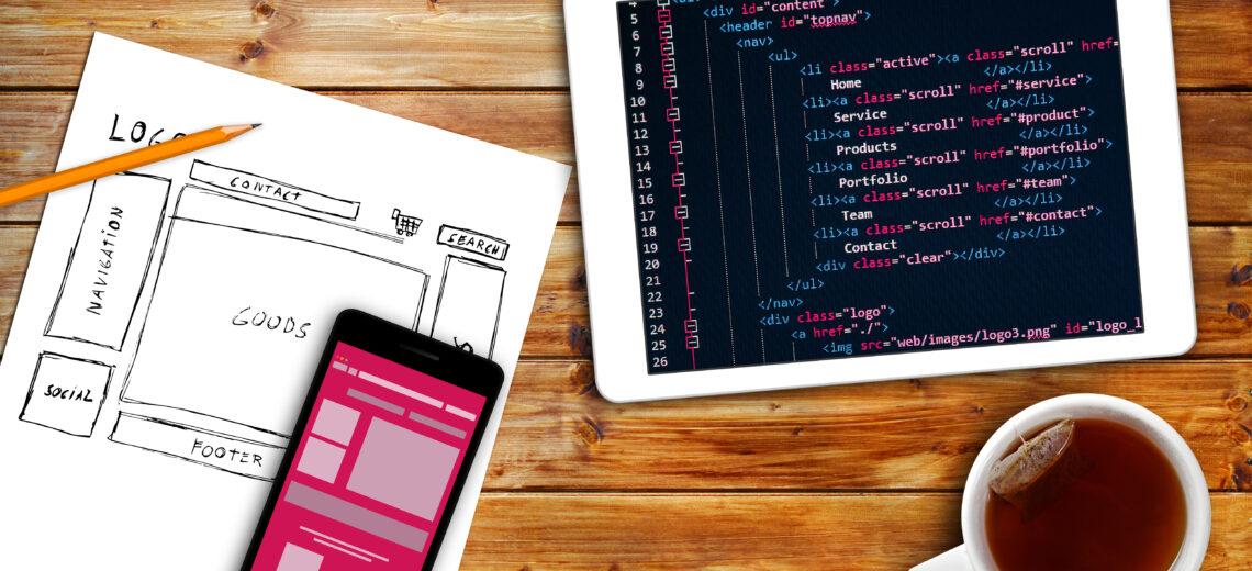 Hier is je gratis tool voor webontwerp: rfs meets design